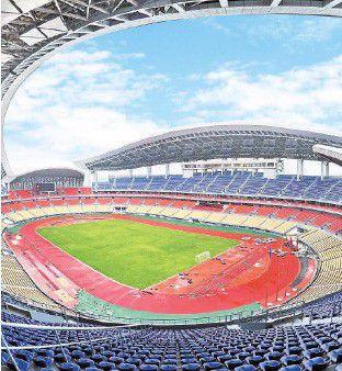 南宁体育中心主体育场