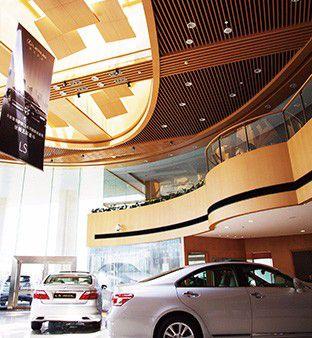 上海汽车销售4S店