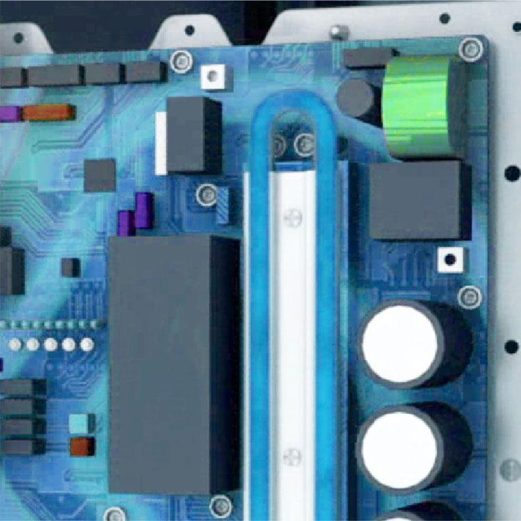 提升主板可靠性,CoolMAX芯片液冷恒温技术